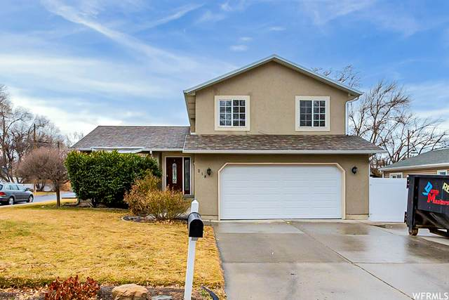 218 E 7615 S, Midvale, UT 84047 (#1725300) :: Bustos Real Estate | Keller Williams Utah Realtors