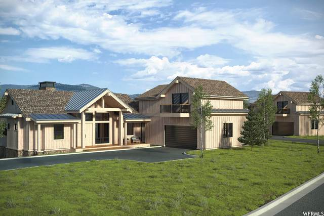 7767 E Stardust Ct 321B, Heber City, UT 84032 (#1725305) :: Utah Dream Properties