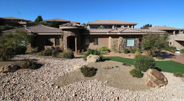 1747 S View Point Dr, St. George, UT 84790 (#1725319) :: goBE Realty