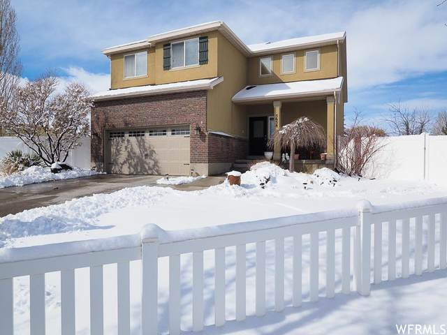 5638 W Andalusian Ct, Herriman, UT 84096 (#1725332) :: Red Sign Team