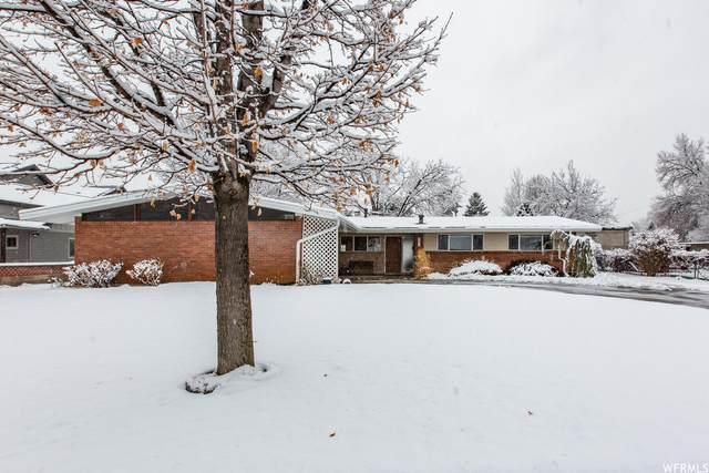 1893 E Lincoln Ln, Holladay, UT 84124 (#1725335) :: Utah Dream Properties