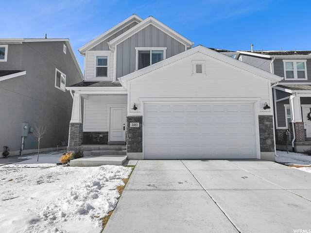 2483 S 2200 W, West Haven, UT 84401 (#1725343) :: The Lance Group