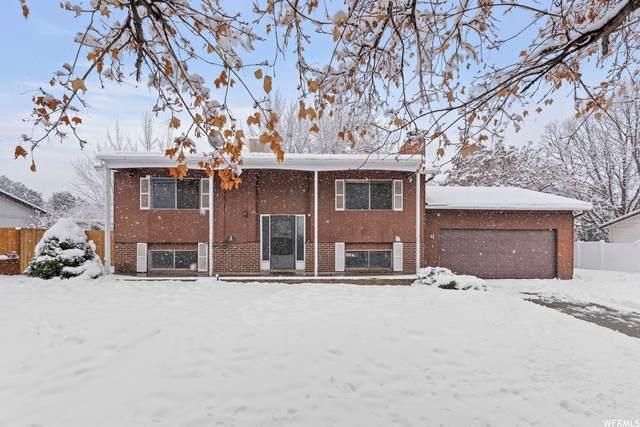 1418 E Copper Creek Rd S, Sandy, UT 84093 (#1725348) :: Bustos Real Estate | Keller Williams Utah Realtors