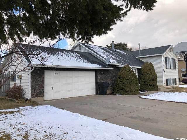 1681 N 1450 W, Clearfield, UT 84015 (MLS #1725355) :: Lawson Real Estate Team - Engel & Völkers