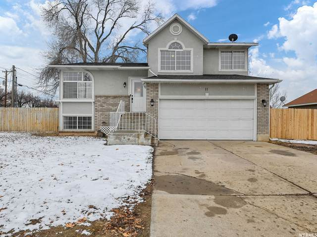 11 W 1980 S, Clearfield, UT 84015 (#1725356) :: McKay Realty
