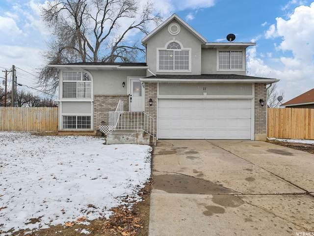 11 W 1980 S, Clearfield, UT 84015 (#1725356) :: Utah Dream Properties
