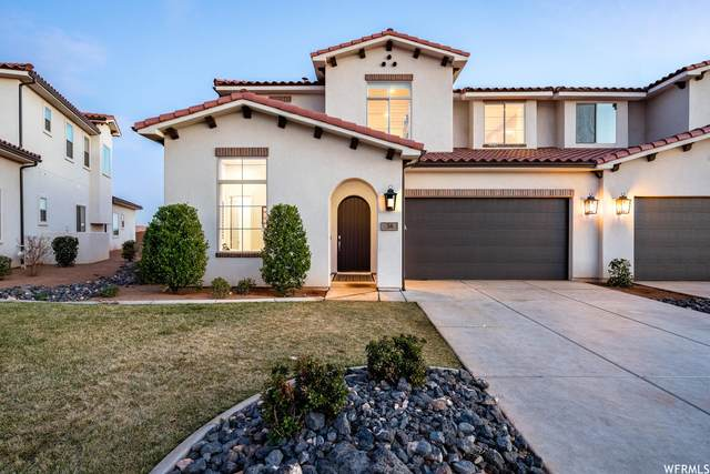 3780 Arcadia Dr, Santa Clara, UT 84765 (#1725363) :: Big Key Real Estate