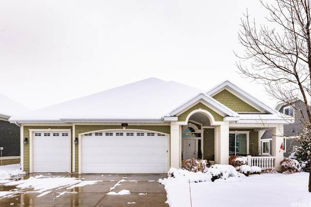 254 W Lady Bank Ln, Midway, UT 84049 (#1725412) :: Doxey Real Estate Group
