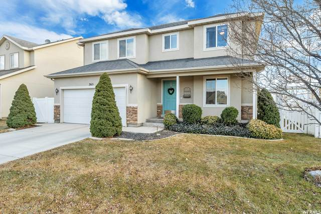 365 W Lakeview Dr, Lehi, UT 84043 (MLS #1725417) :: Summit Sotheby's International Realty