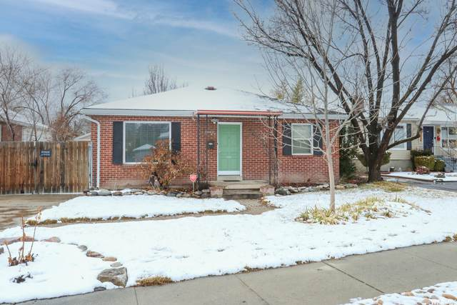 2442 Lake St, Salt Lake City, UT 84106 (#1725437) :: Powder Mountain Realty