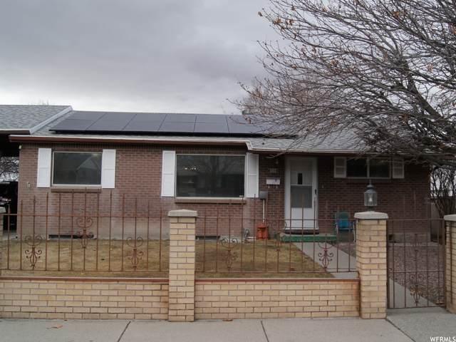 4594 W 5255 S, Salt Lake City, UT 84118 (#1725438) :: The Lance Group