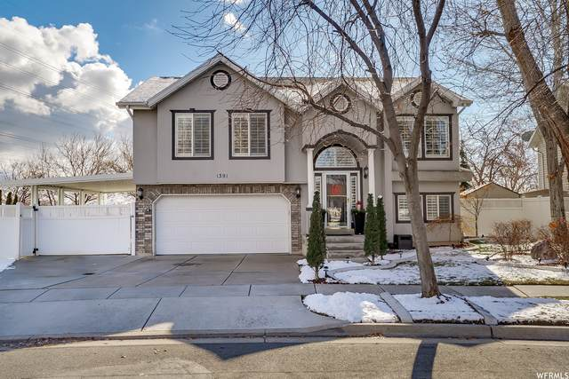 1391 W Silvercreek Dr, Layton, UT 84041 (MLS #1725460) :: Lawson Real Estate Team - Engel & Völkers