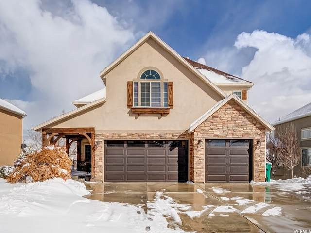 11852 N Jupiter Cir, Highland, UT 84003 (#1725468) :: goBE Realty