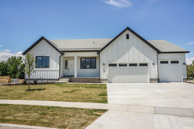 3153 N 600 E Lot 19, Lehi, UT 84043 (#1725486) :: Red Sign Team