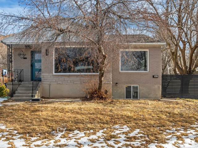 1963 S 2500 E, Salt Lake City, UT 84108 (#1725488) :: Livingstone Brokers