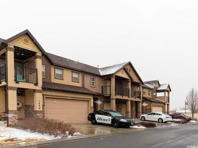 1466 N La Palma Pl, Saratoga Springs, UT 84045 (#1725491) :: Big Key Real Estate