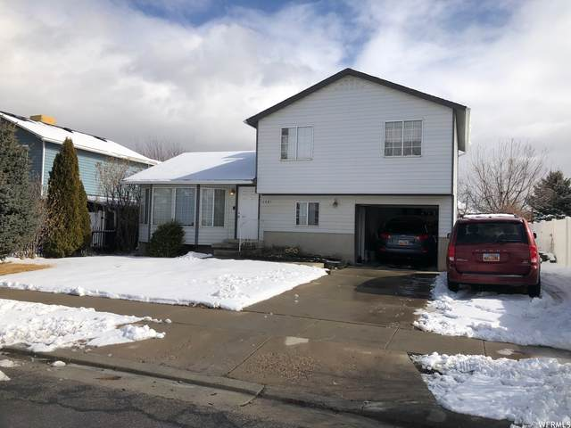 6085 S Filbert Way, Salt Lake City, UT 84118 (#1725496) :: Big Key Real Estate