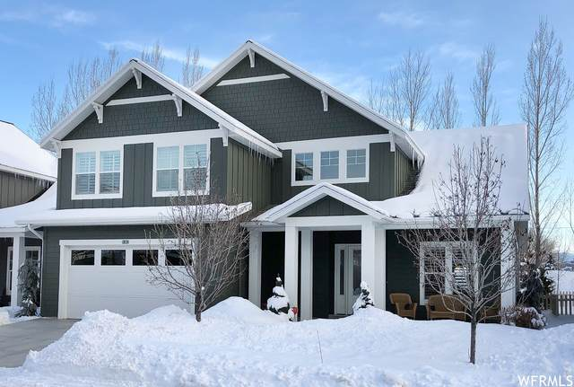 506 Mission Dr, Midway, UT 84049 (MLS #1725504) :: High Country Properties