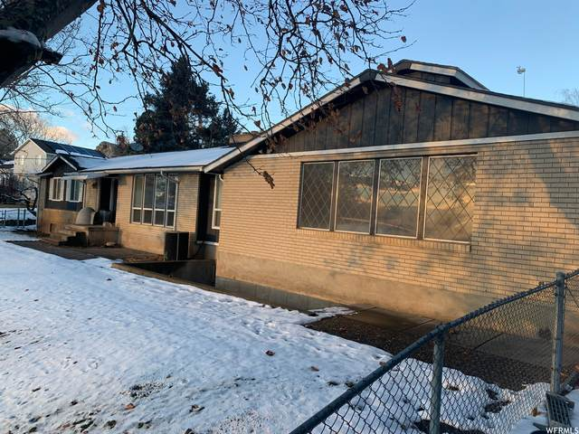 1645 W Pleasant View Dr, Pleasant View, UT 84404 (#1725518) :: Red Sign Team