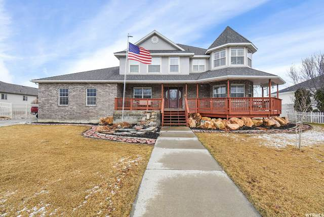 2618 W Remuda Dr N, Farr West, UT 84404 (#1725521) :: RE/MAX Equity