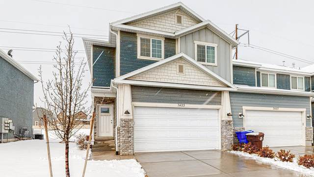 7423 N Cottage Ln, Eagle Mountain, UT 84005 (#1725545) :: Red Sign Team