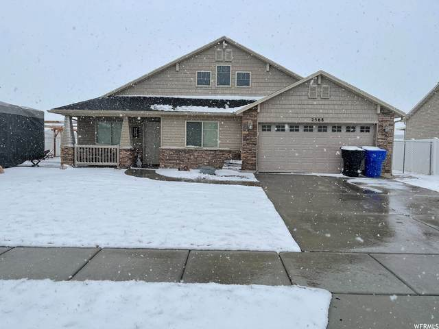 2568 W 500 N, Tremonton, UT 84337 (#1725547) :: REALTY ONE GROUP ARETE