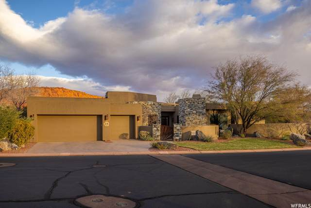 1500 E Split Rock Dr #15, Ivins, UT 84738 (#1725548) :: Belknap Team