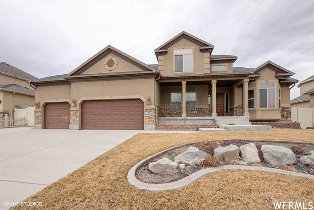 6352 S Fish Lake Dr S, West Jordan, UT 84081 (#1725552) :: McKay Realty