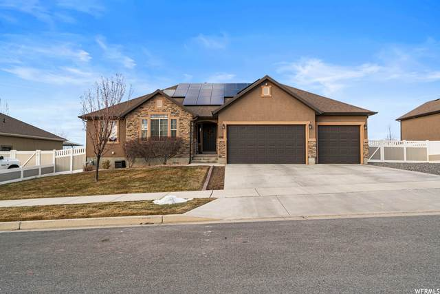 106 W 1690 S, Payson, UT 84651 (#1725575) :: Red Sign Team