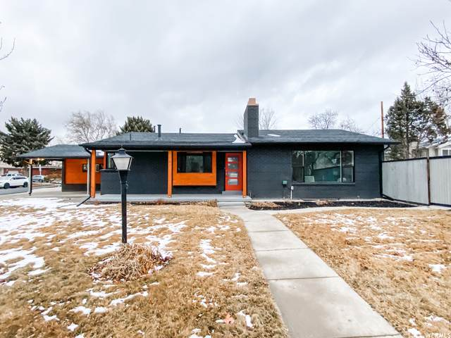 1871 E 3900 S, Salt Lake City, UT 84124 (#1725593) :: goBE Realty