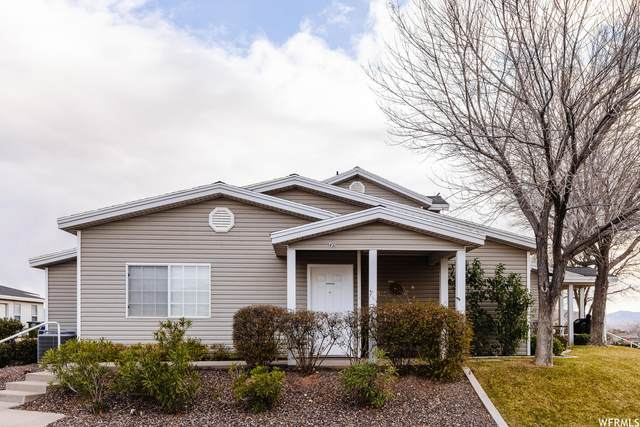 6223 W 135 N #30, Hurricane, UT 84737 (#1725594) :: The Lance Group