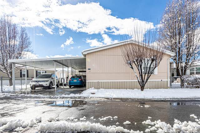3658 S Water View Rd #127, West Valley City, UT 84119 (#1725596) :: Black Diamond Realty
