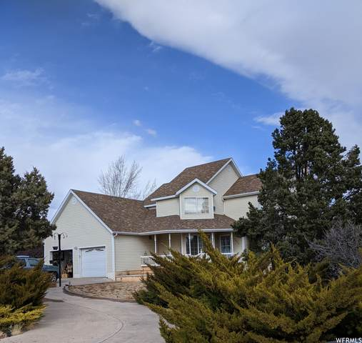 1527 S Lee Dr, Kanab, UT 84741 (#1725610) :: Utah Dream Properties