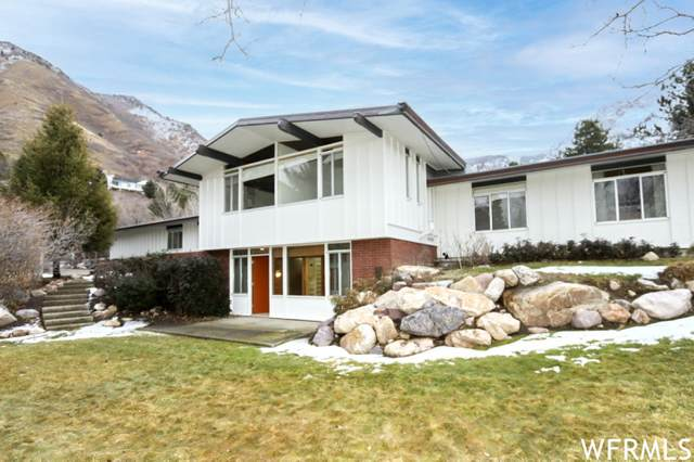 4142 S Parkview Dr E, Salt Lake City, UT 84124 (#1725614) :: The Lance Group