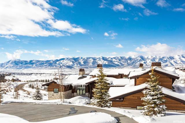 3388 Central Pacific Trl, Park City, UT 84098 (MLS #1725618) :: Summit Sotheby's International Realty