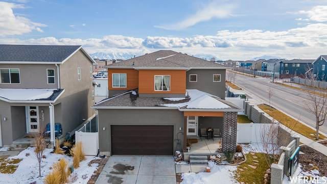 244 E 510 N, Vineyard, UT 84059 (#1725623) :: McKay Realty