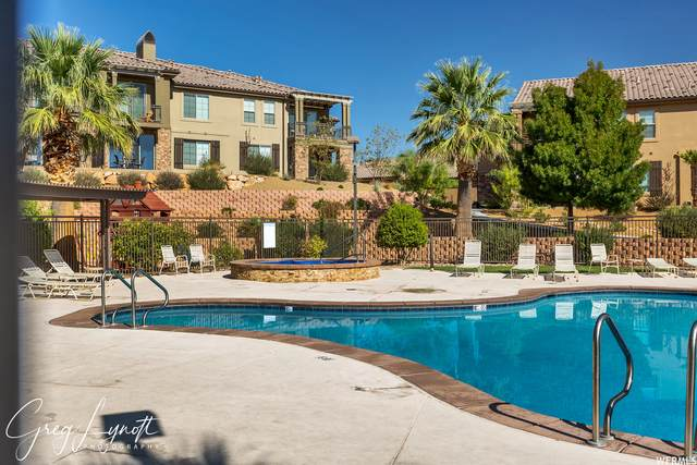 810 S Dixie Dr Dr #1314, St. George, UT 84770 (#1725641) :: goBE Realty