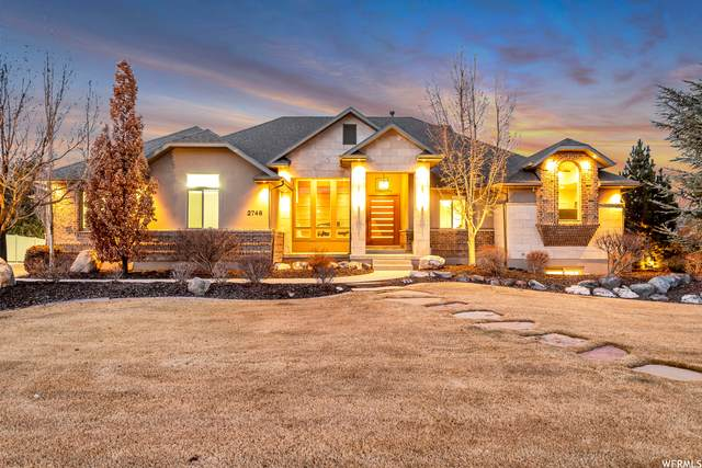 2746 W 15250 S, Bluffdale, UT 84065 (#1725647) :: Big Key Real Estate