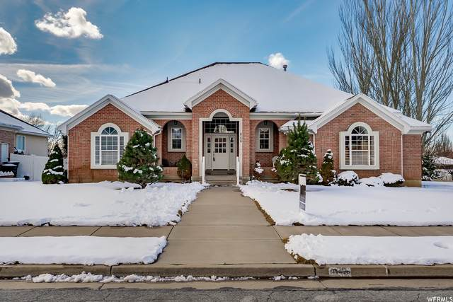 846 Eagle Way, Fruit Heights, UT 84037 (#1725652) :: goBE Realty