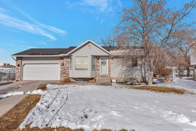 4066 W 3670 S, West Valley City, UT 84120 (#1725665) :: Big Key Real Estate