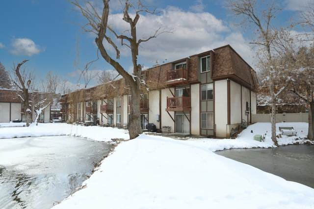 5553 S Willow Ln E F, Murray, UT 84107 (#1725668) :: Big Key Real Estate
