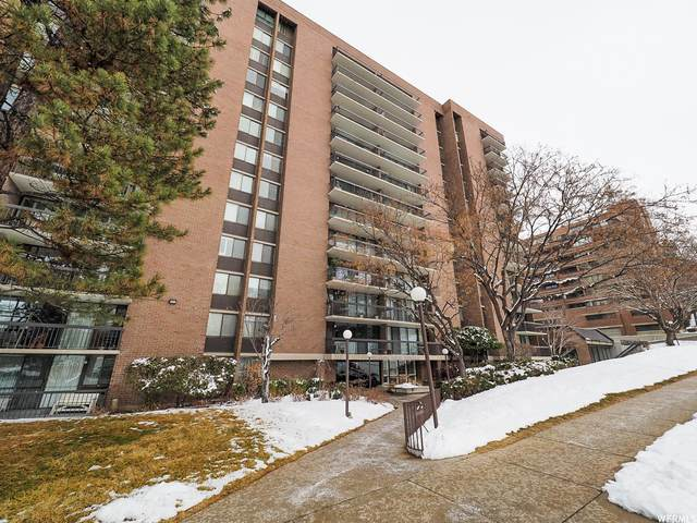 123 E Second Ave N #209, Salt Lake City, UT 84103 (MLS #1725680) :: Summit Sotheby's International Realty