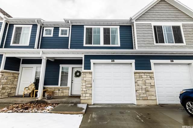 823 W 1600 S #28, Clearfield, UT 84015 (#1725681) :: Big Key Real Estate