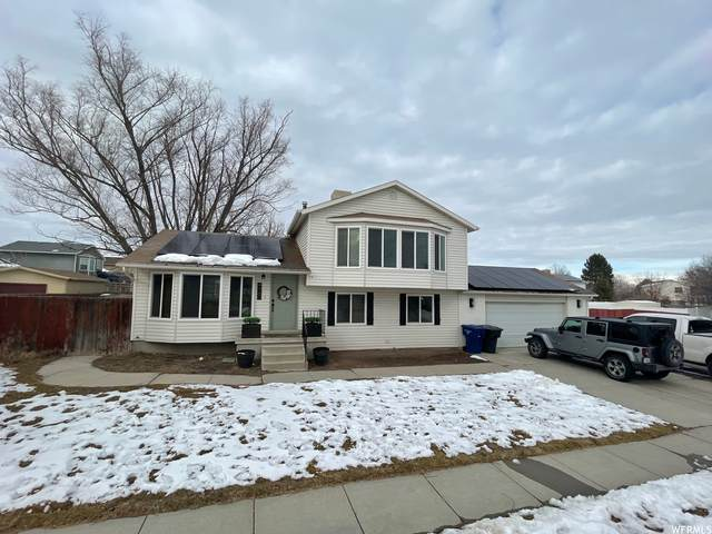 4960 W 6110 S, Salt Lake City, UT 84118 (#1725695) :: Big Key Real Estate