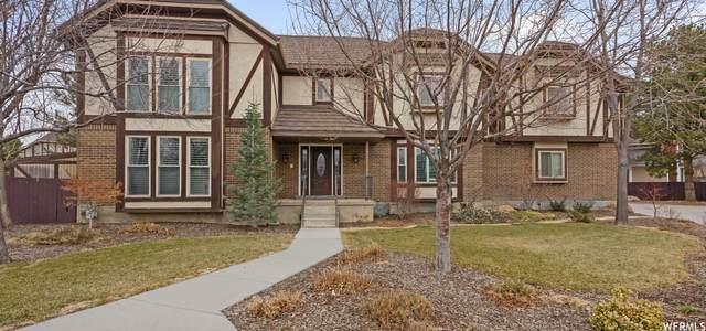 1925 E Foxmoor Cir, Sandy, UT 84092 (#1725696) :: Utah Dream Properties