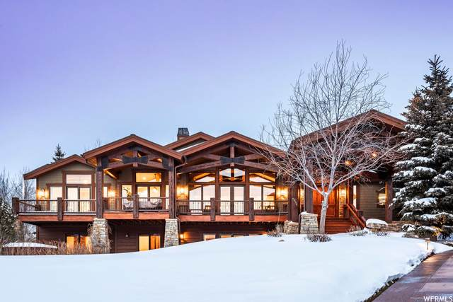 6050 Mountain Ranch Dr, Park City, UT 84098 (MLS #1725700) :: Summit Sotheby's International Realty
