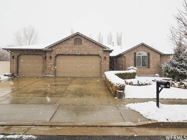 13978 S Sierra Glow Ln, Herriman, UT 84096 (#1725701) :: Big Key Real Estate