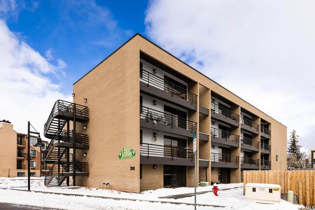 2000 Prospector Ave #409, Park City, UT 84060 (#1725707) :: Red Sign Team