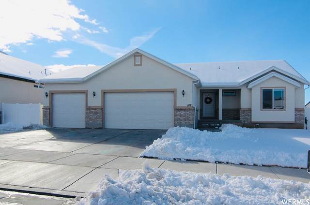 188 Monument Rock Rd, Tooele, UT 84074 (#1725709) :: Zippro Team