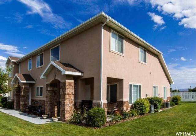 7291 S Brittany Ave W, West Jordan, UT 84084 (#1725731) :: Red Sign Team